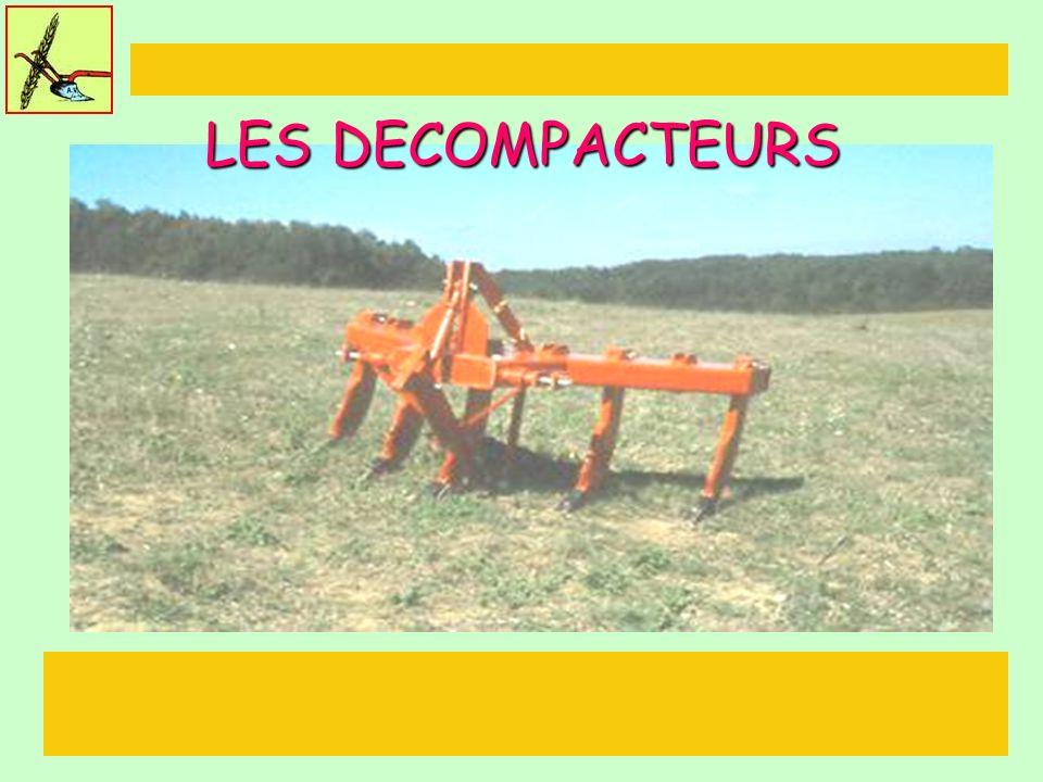 LES DECOMPACTEURS