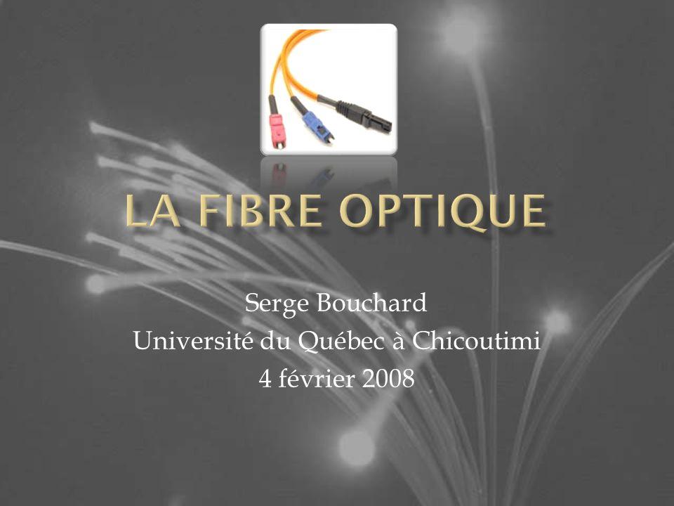 Serge Bouchard Université du Québec à Chicoutimi 4 février 2008
