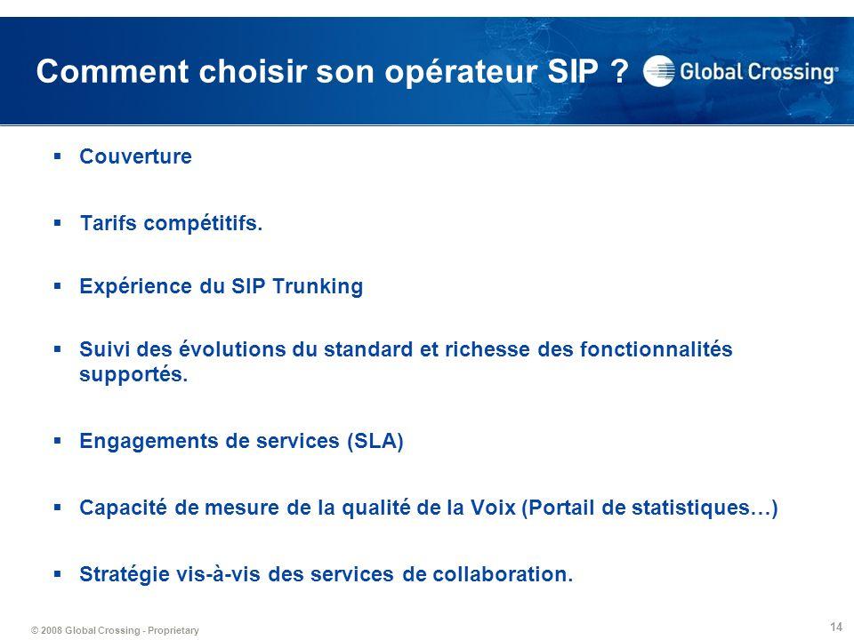 Comment choisir son opérateur SIP