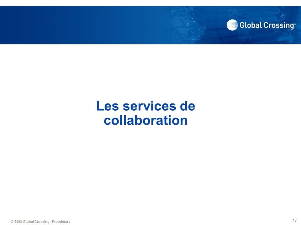 Les services de collaboration