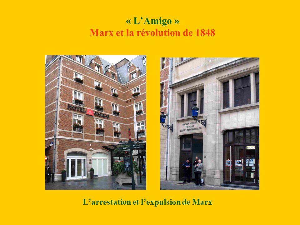 « L'Amigo » Marx et la révolution de 1848