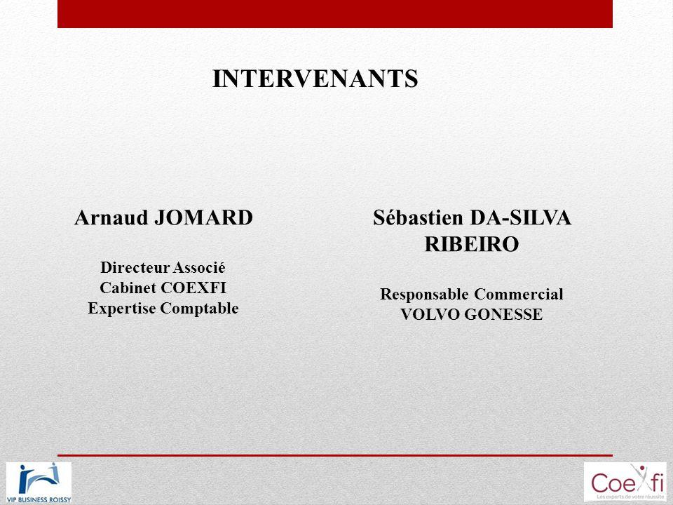 Sébastien DA-SILVA RIBEIRO Responsable Commercial