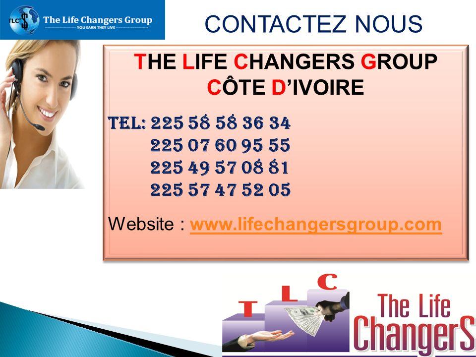 THE LIFE CHANGERS GROUP CÔTE D'IVOIRE
