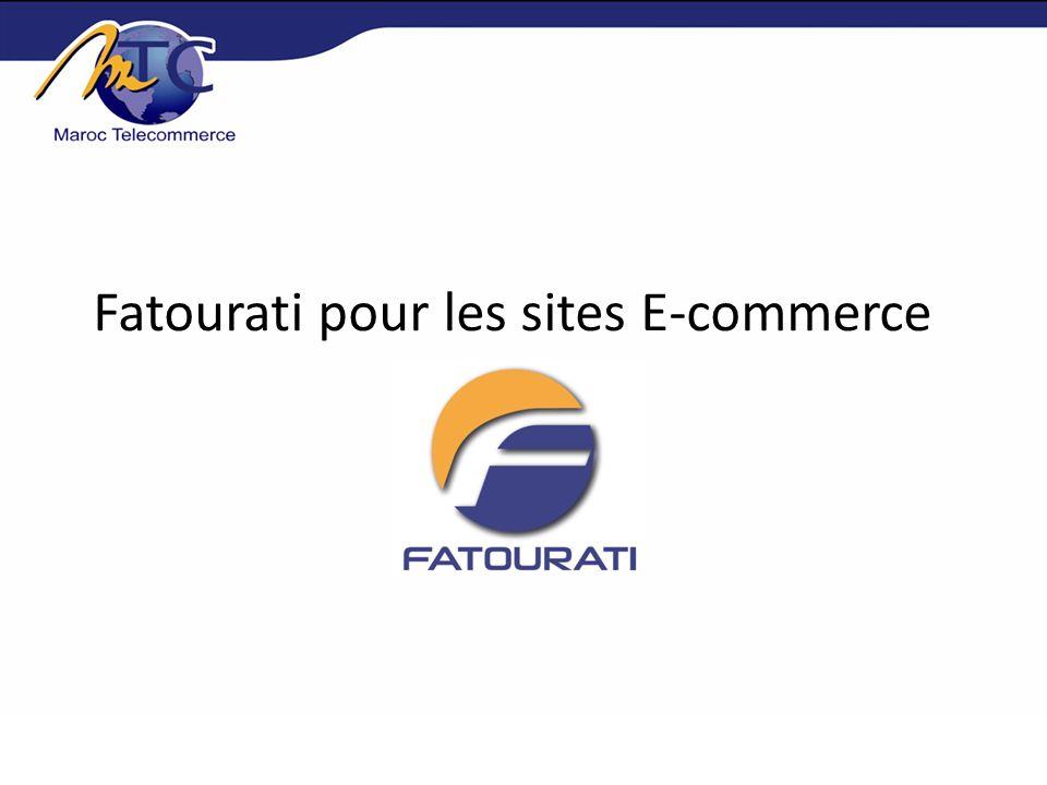 Fatourati pour les sites E-commerce