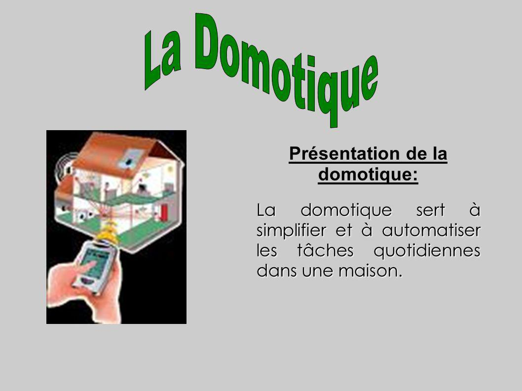 Pr sentation de la domotique ppt video online t l charger - La maison de la domotique ...
