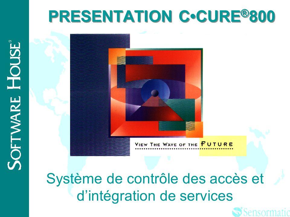 Système de contrôle des accès et d'intégration de services
