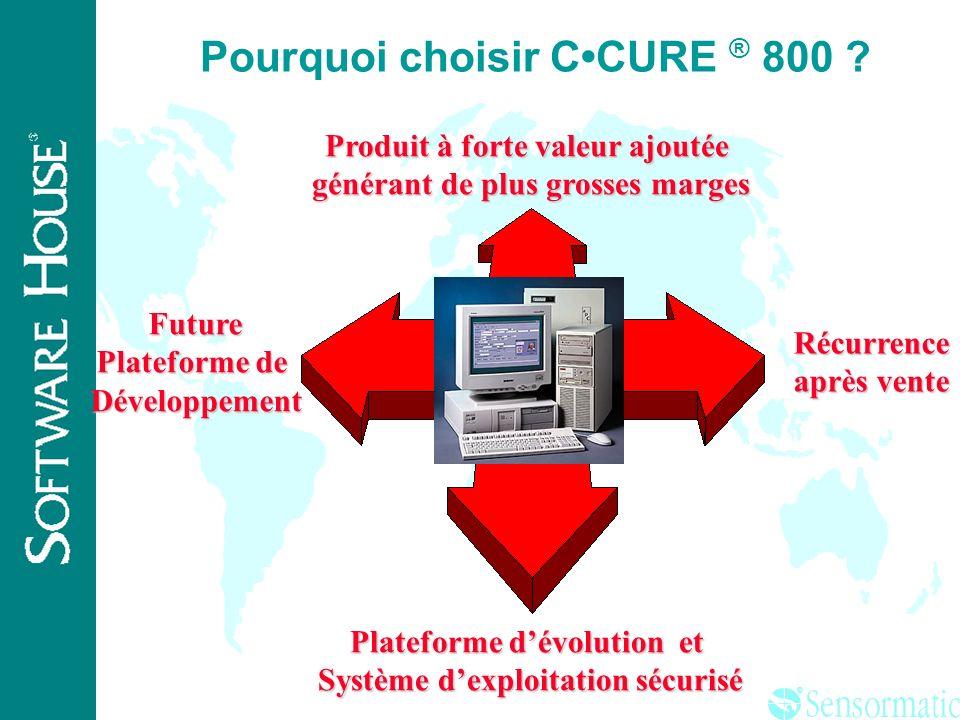 Pourquoi choisir C•CURE ® 800