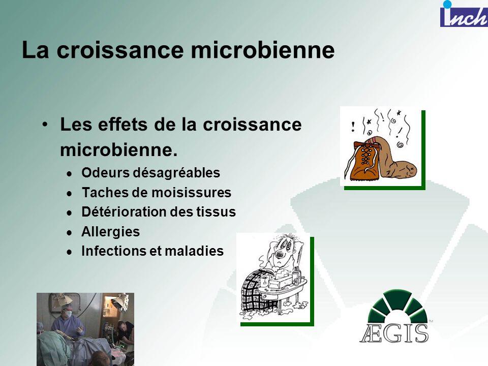 La croissance microbienne