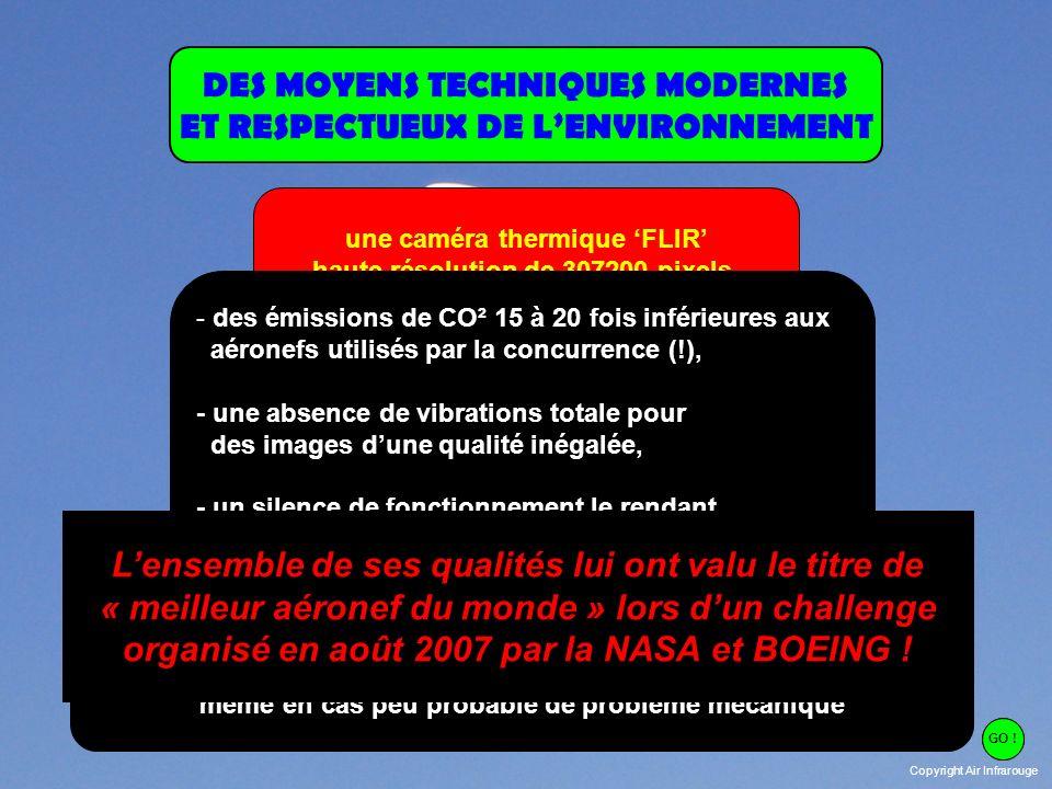 DES MOYENS TECHNIQUES MODERNES ET RESPECTUEUX DE L'ENVIRONNEMENT