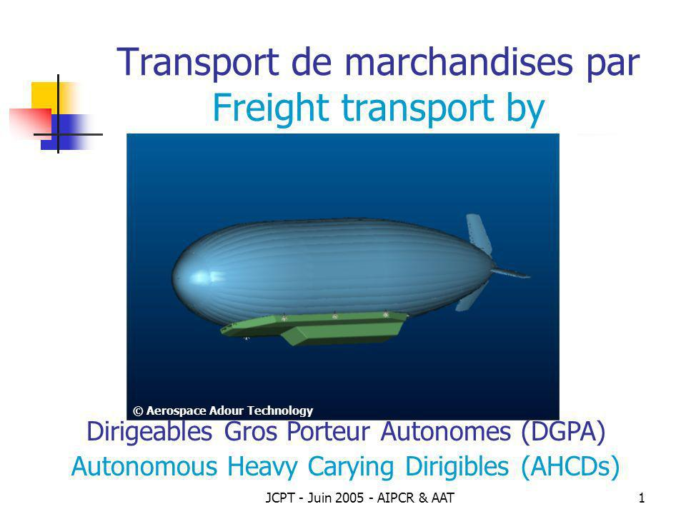 Transport de marchandises par Freight transport by