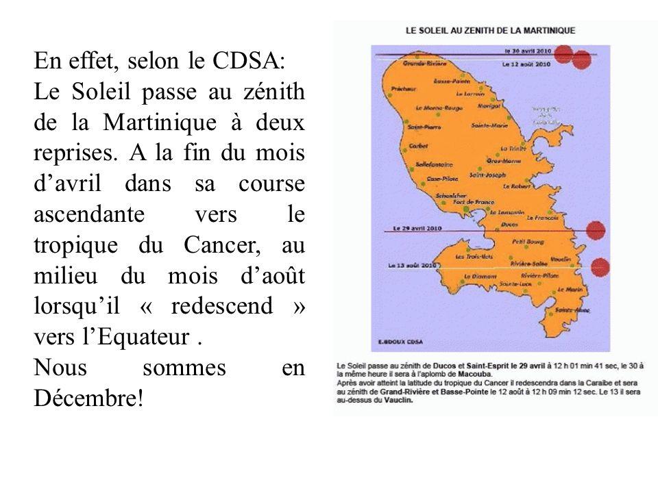 En effet, selon le CDSA: