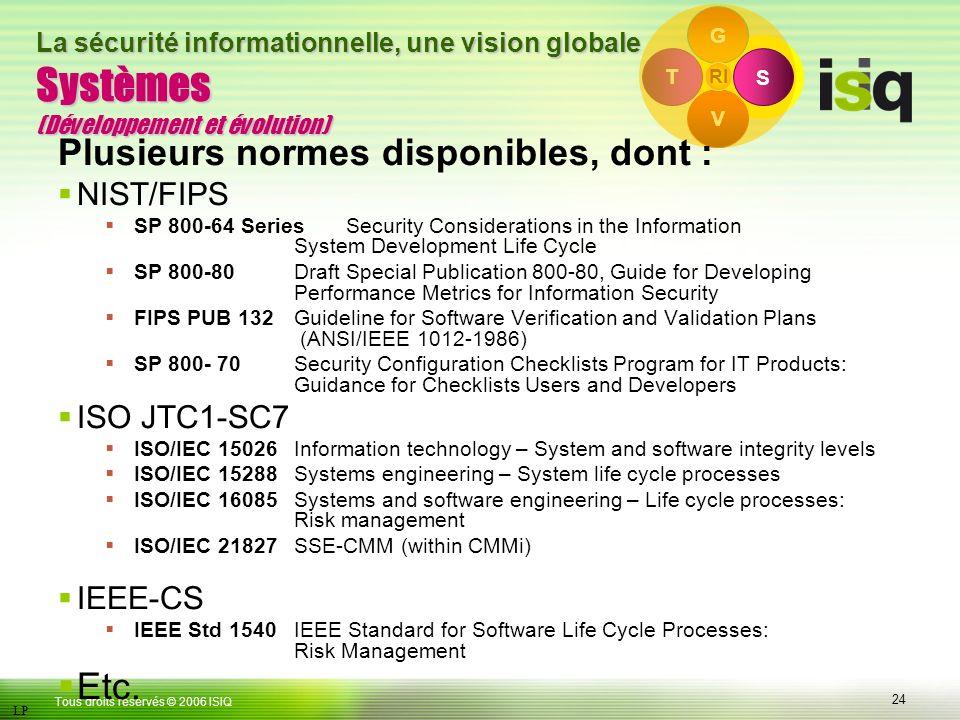 Systèmes (Développement et évolution)