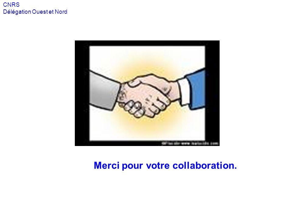 CNRS Délégation Ouest et Nord