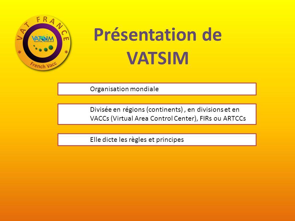 Présentation de VATSIM