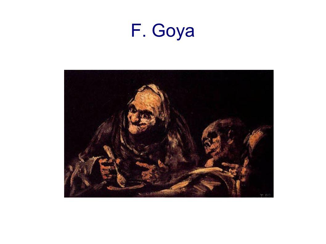 F. Goya
