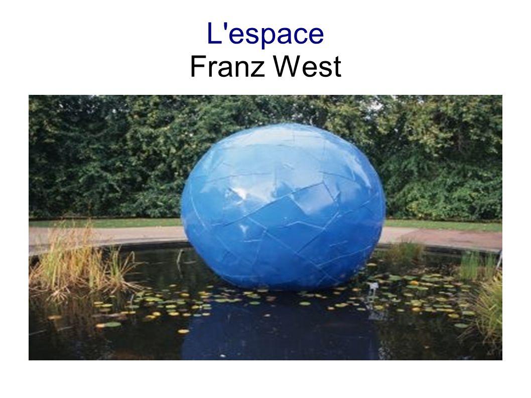 L espace Franz West