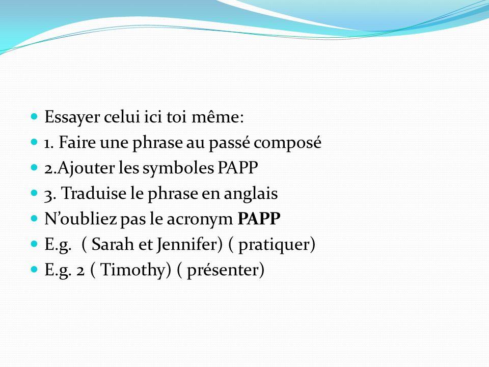 essayer a faire Traduzione di essayer in francese - italiano, traduttore italiano, dizionario francese - italiano s'essayer à faire qch provare a fare qc.