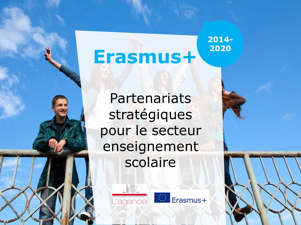 Erasmus+ Partenariats stratégiques