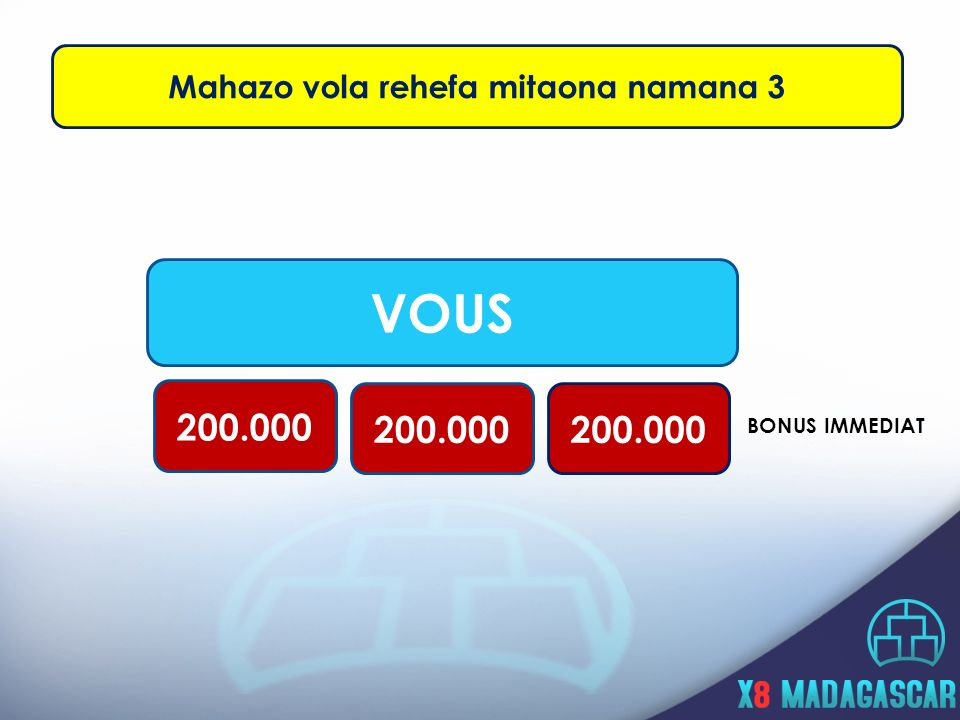Mahazo vola rehefa mitaona namana 3