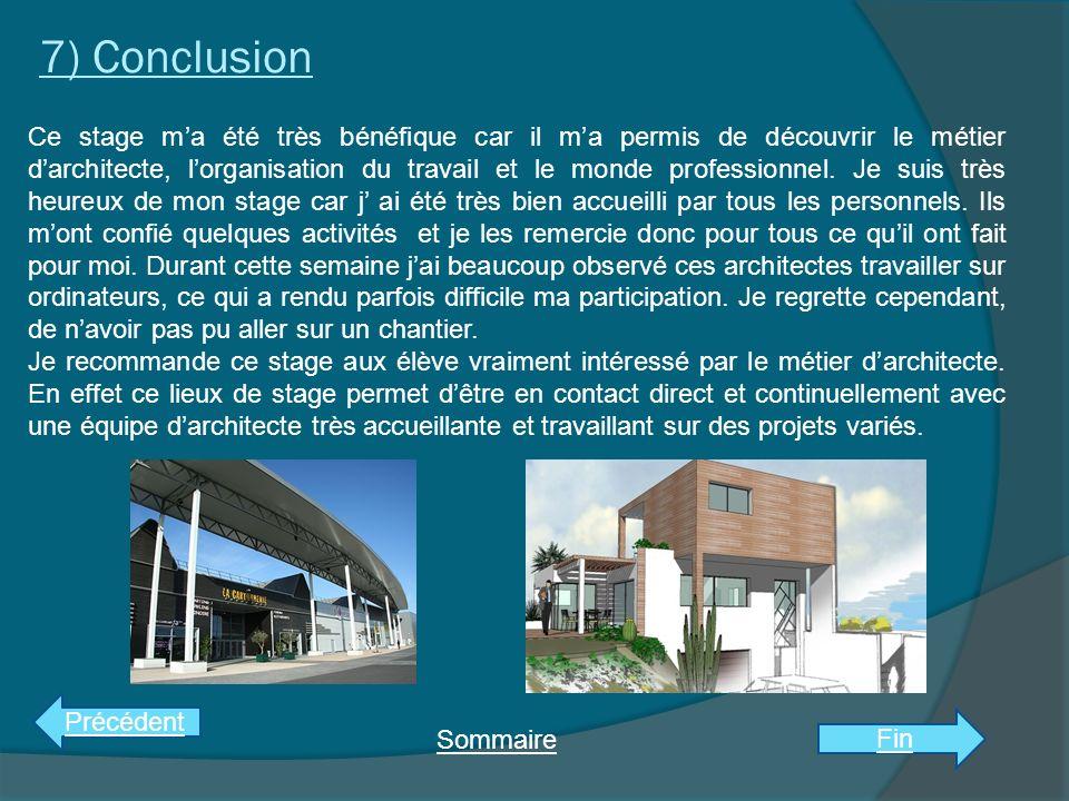 7) Conclusion