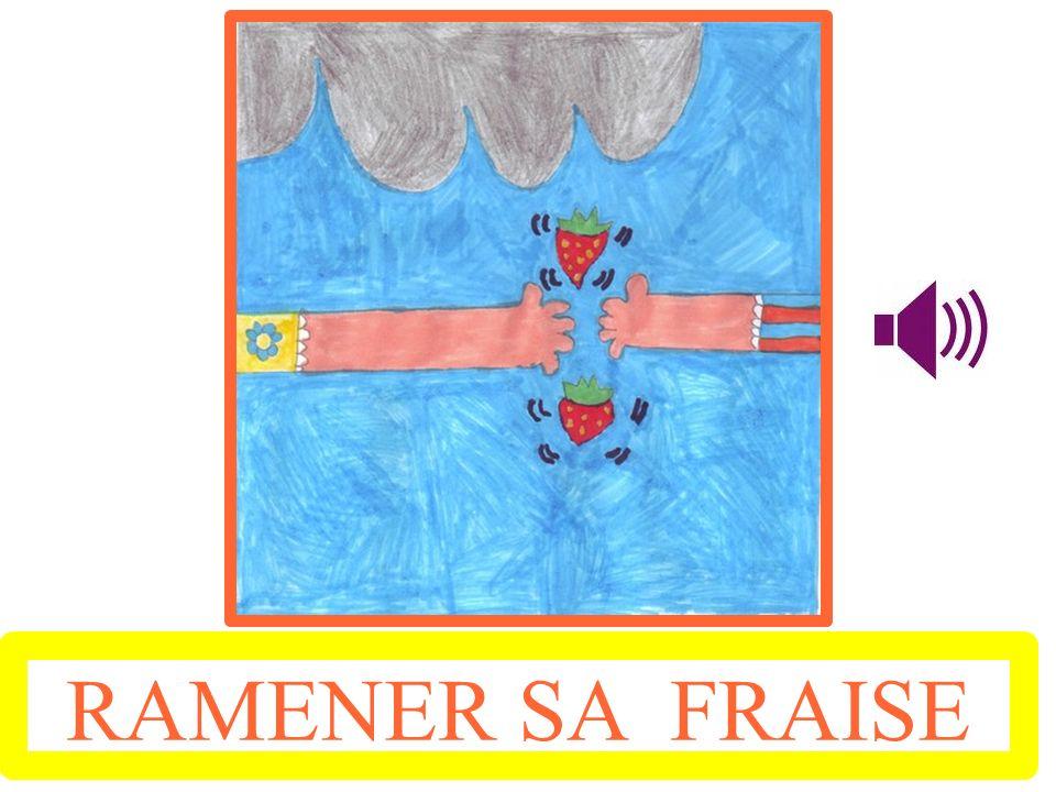 RAMENER SA FRAISE