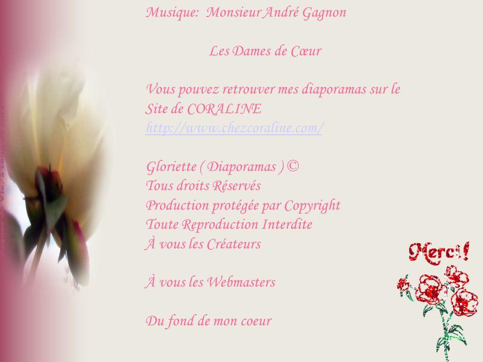 Musique: Monsieur André Gagnon
