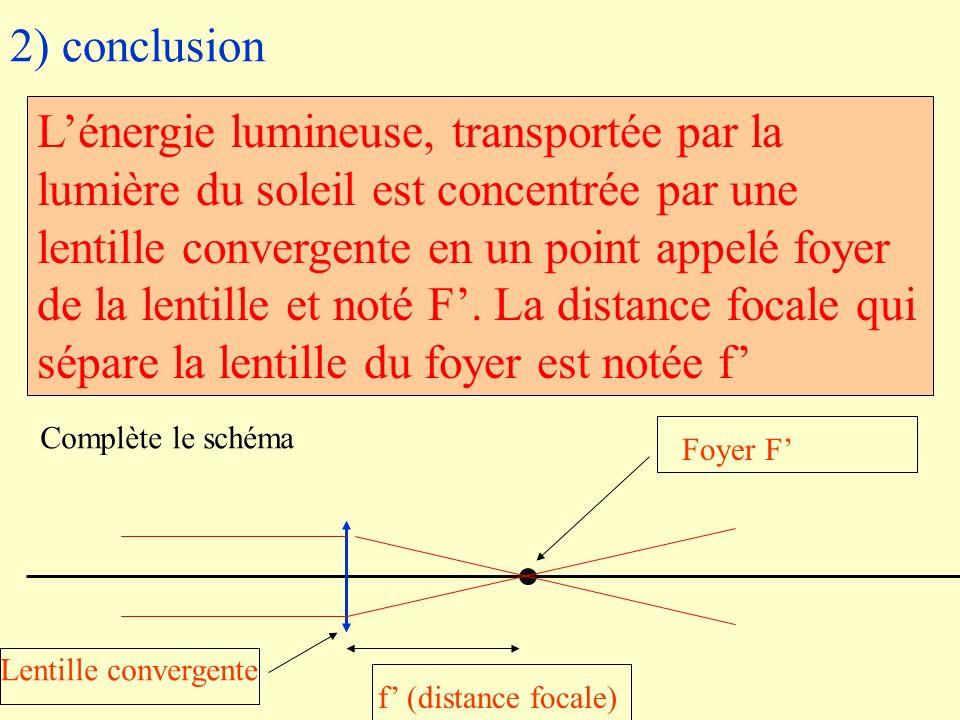 2) conclusion