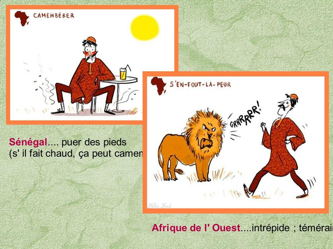 Sénégal....