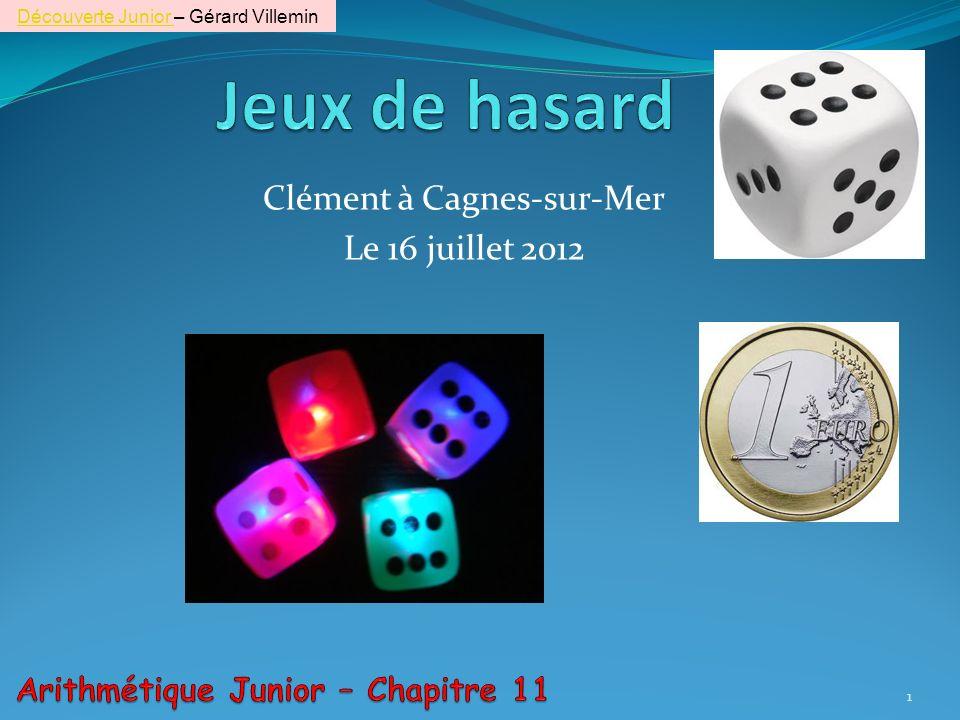 Clément à Cagnes-sur-Mer Le 16 juillet 2012