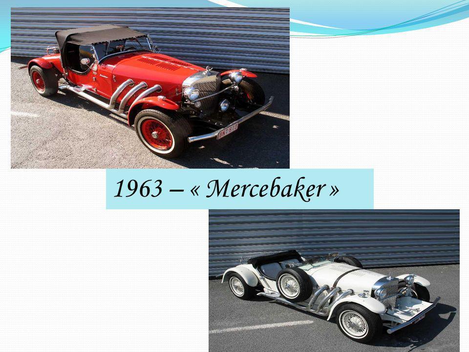 1963 – « Mercebaker »