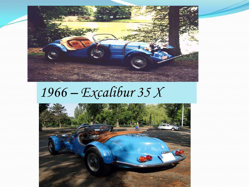 1966 – Excalibur 35 X