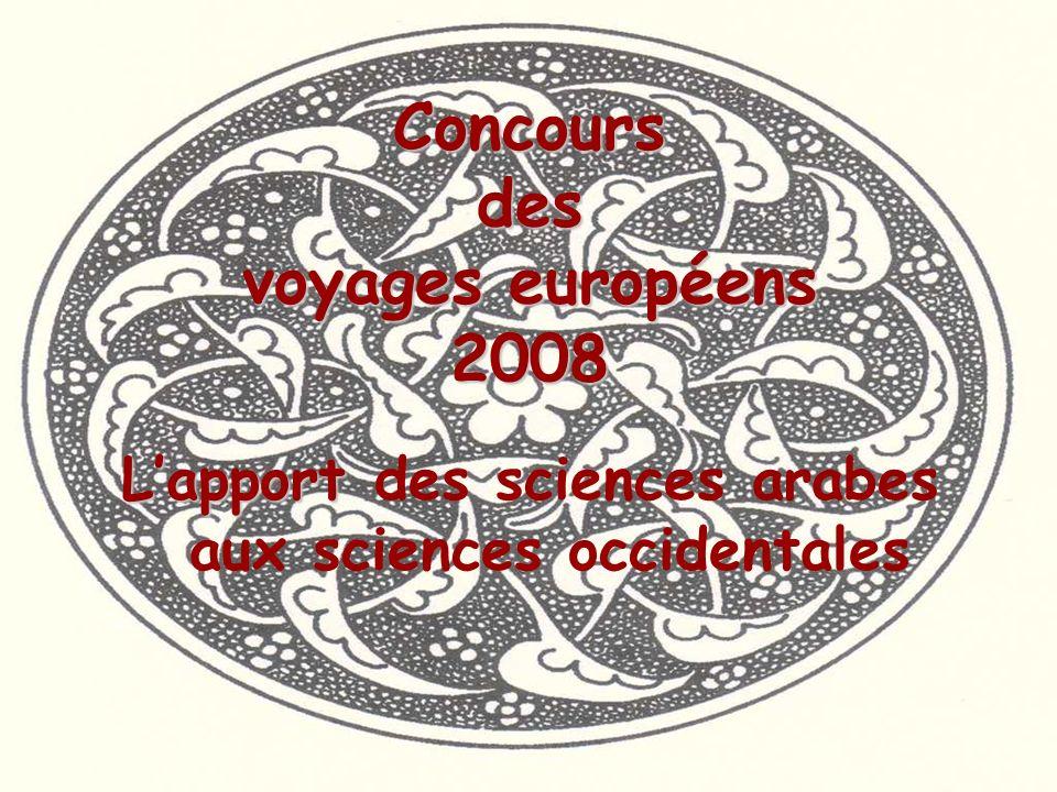 Concours des voyages européens 2008
