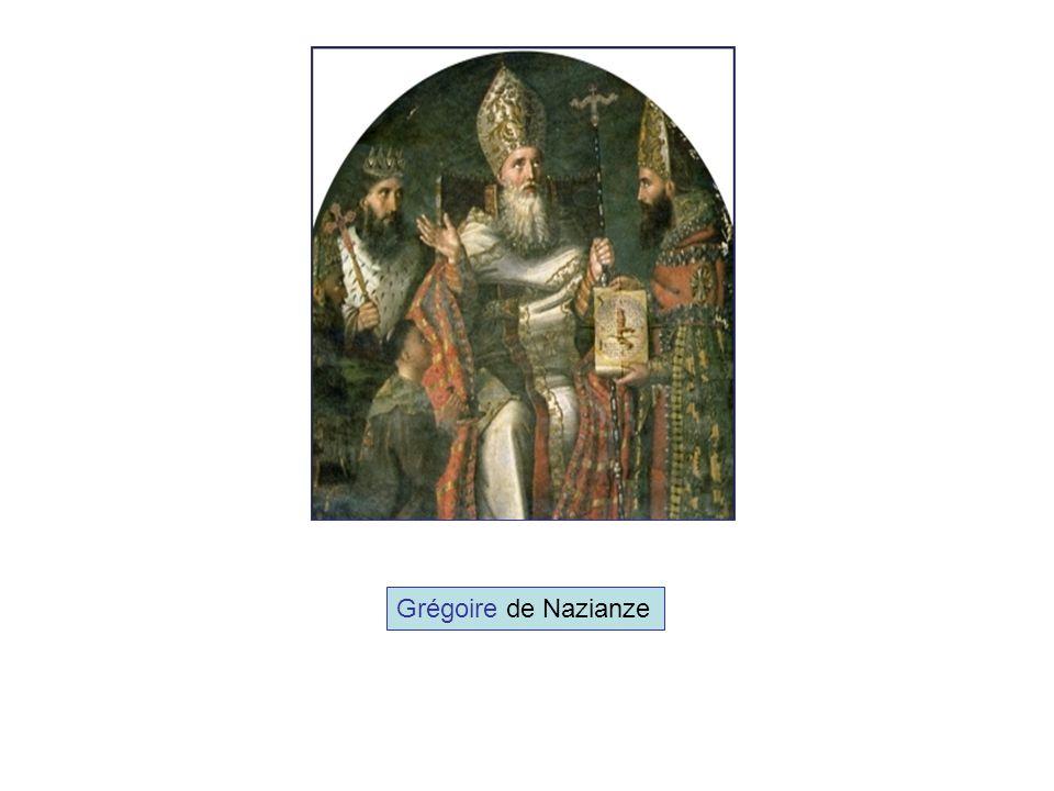 Grégoire de Nazianze
