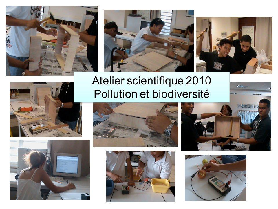 Pollution et biodiversité