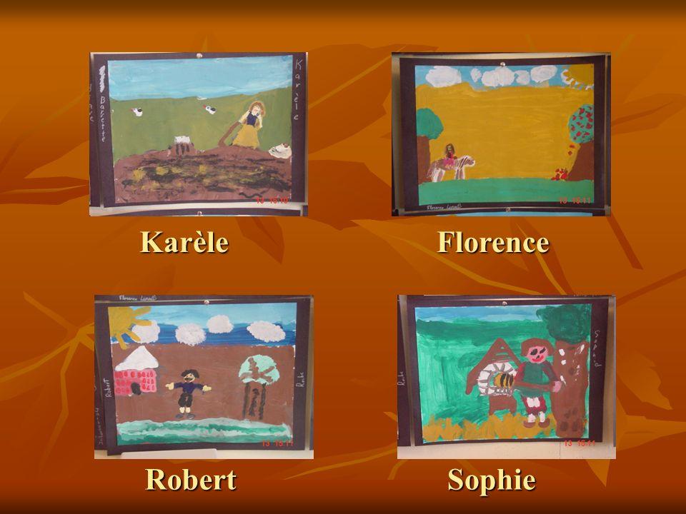 Karèle Florence Robert Sophie