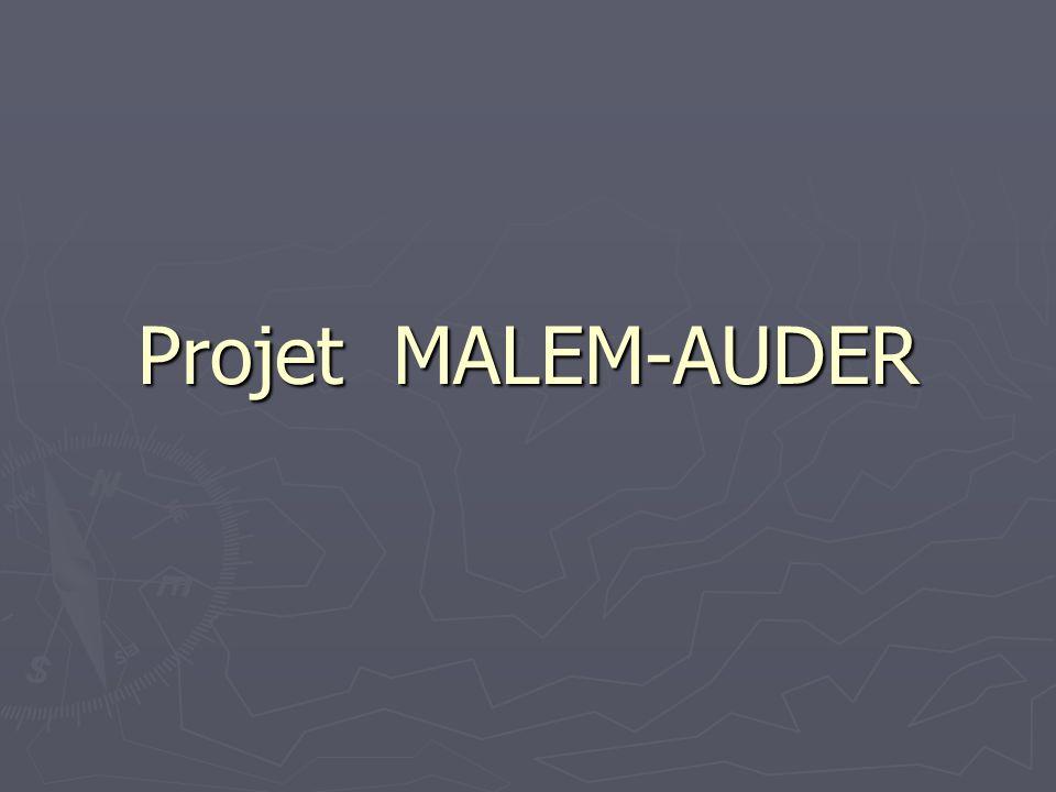 Projet MALEM-AUDER