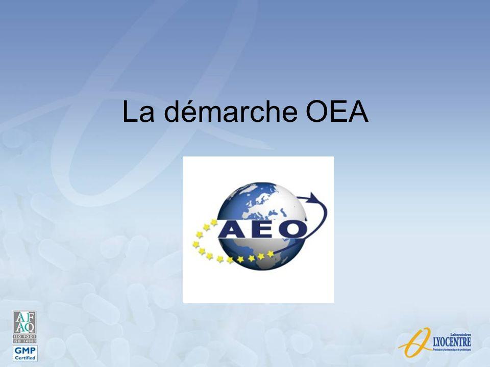 La démarche OEA