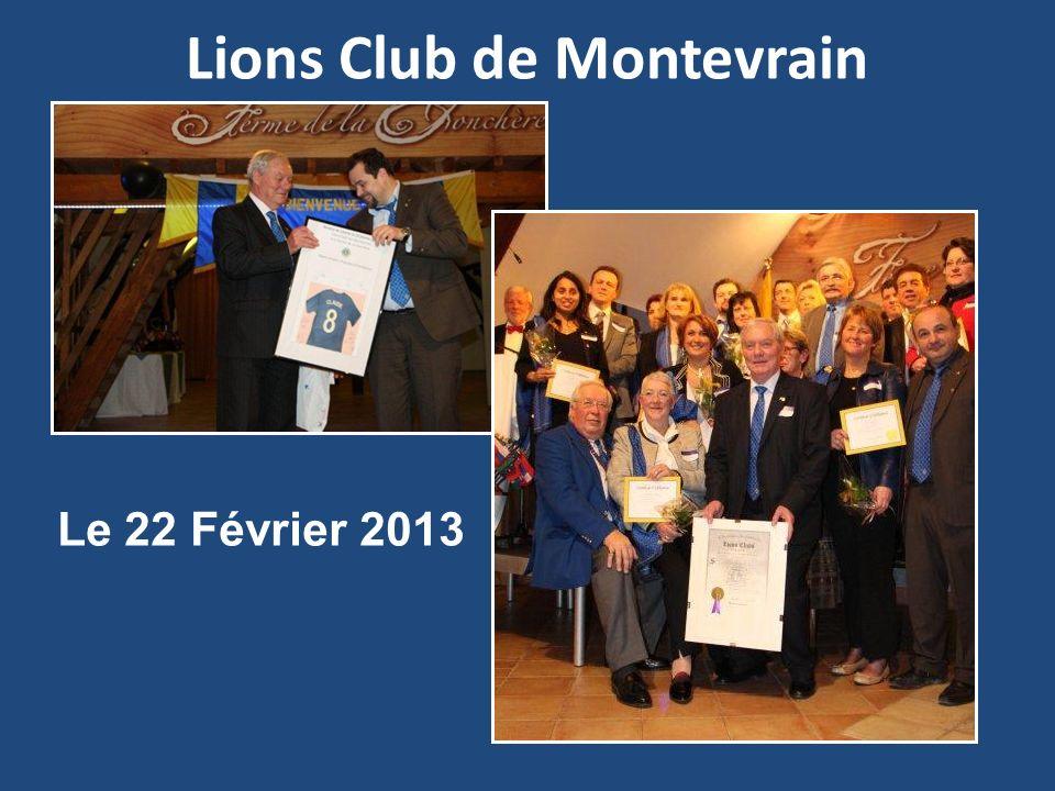 Lions Club de Montevrain