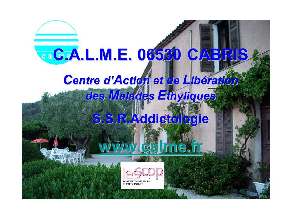 Centre d'Action et de Libération des Malades Ethyliques