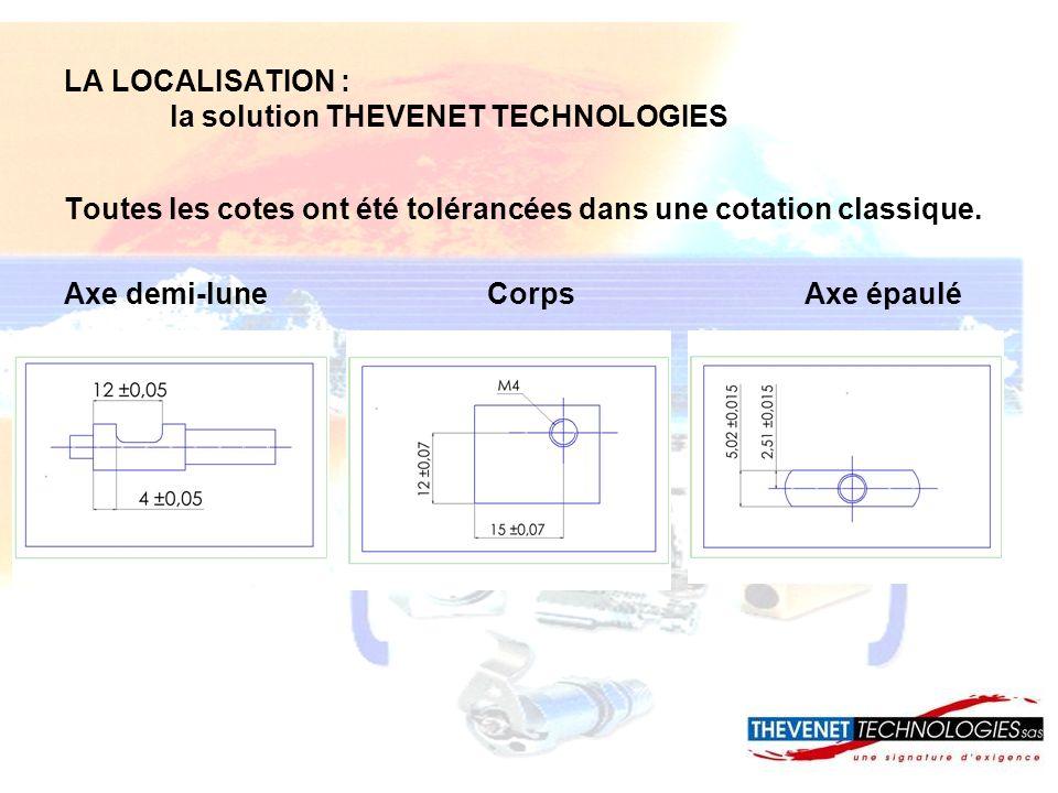LA LOCALISATION : la solution THEVENET TECHNOLOGIES