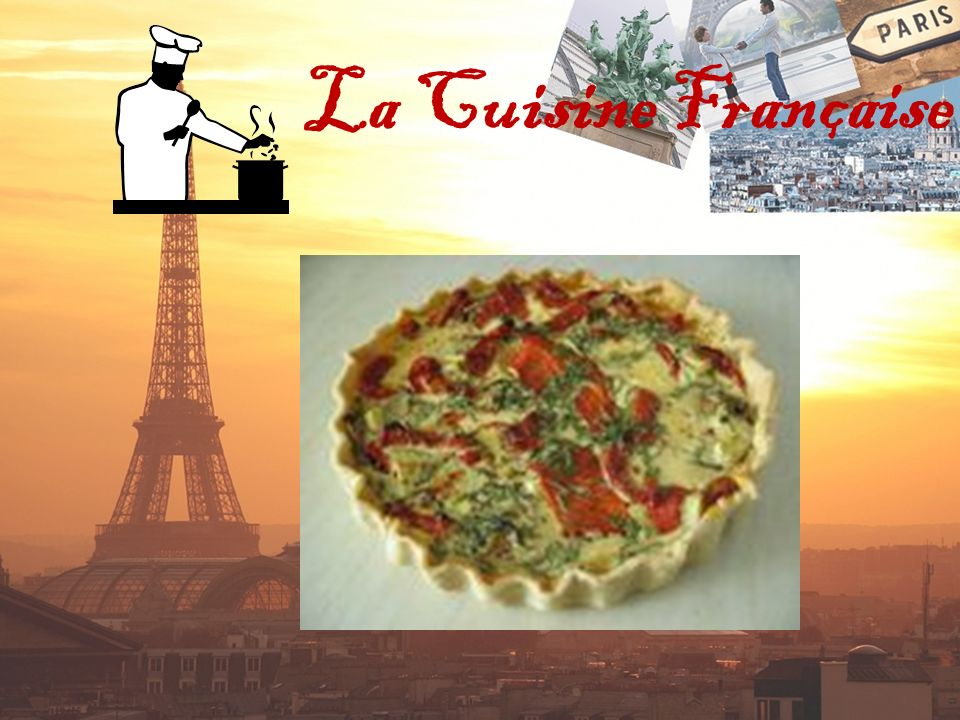 La Cuisine Française