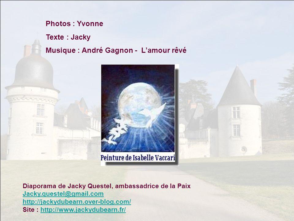 Musique : André Gagnon - L'amour rêvé