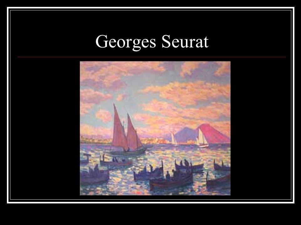 Georges Seurat Seurat Georges