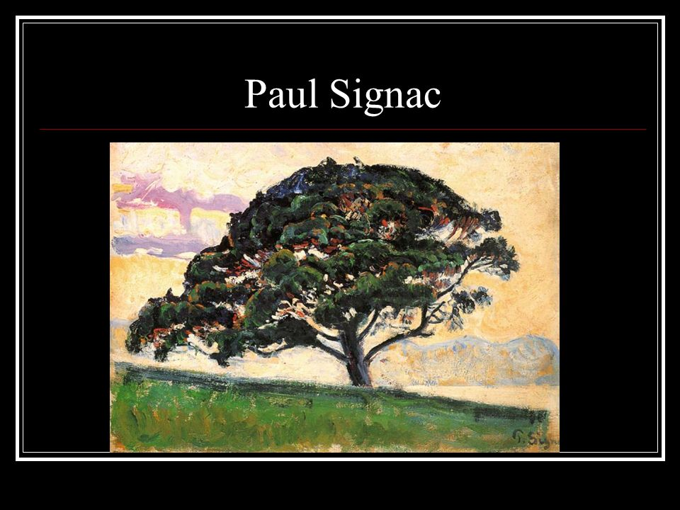 Paul Signac Signac Paul