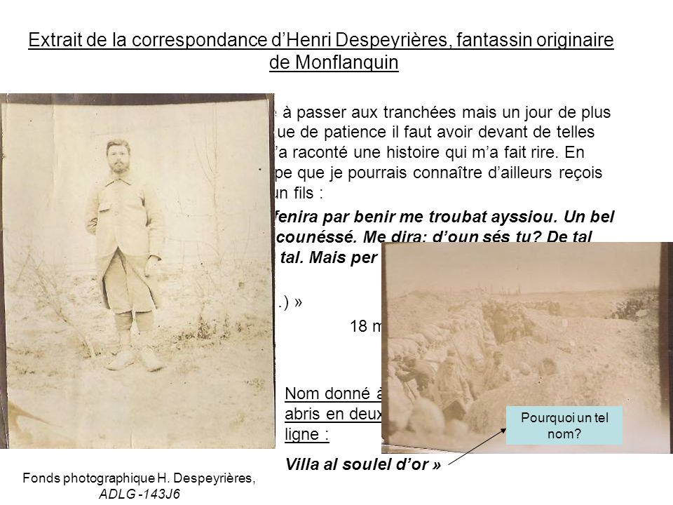 Fonds photographique H. Despeyrières, ADLG -143J6