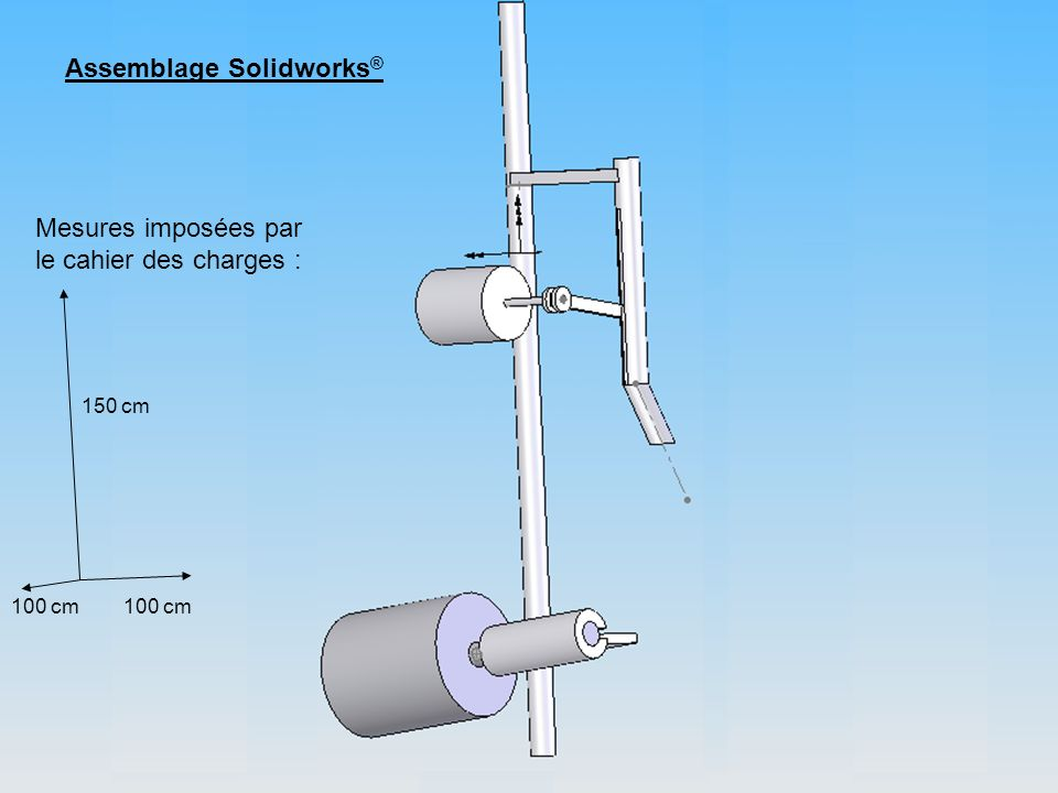Assemblage Solidworks®