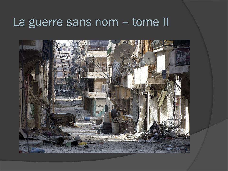 La guerre sans nom – tome II