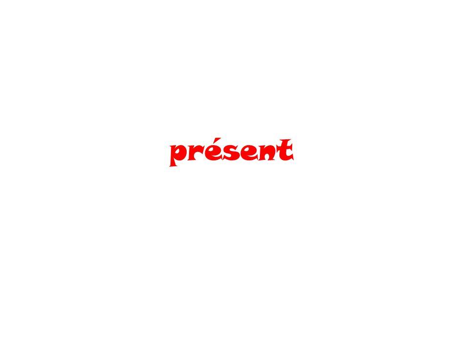 présent