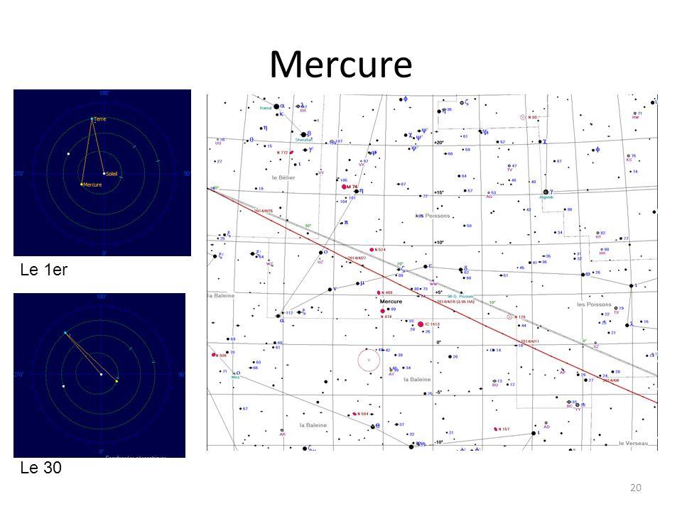 Mercure Le 1er Le 30