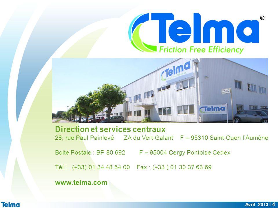 Direction et services centraux